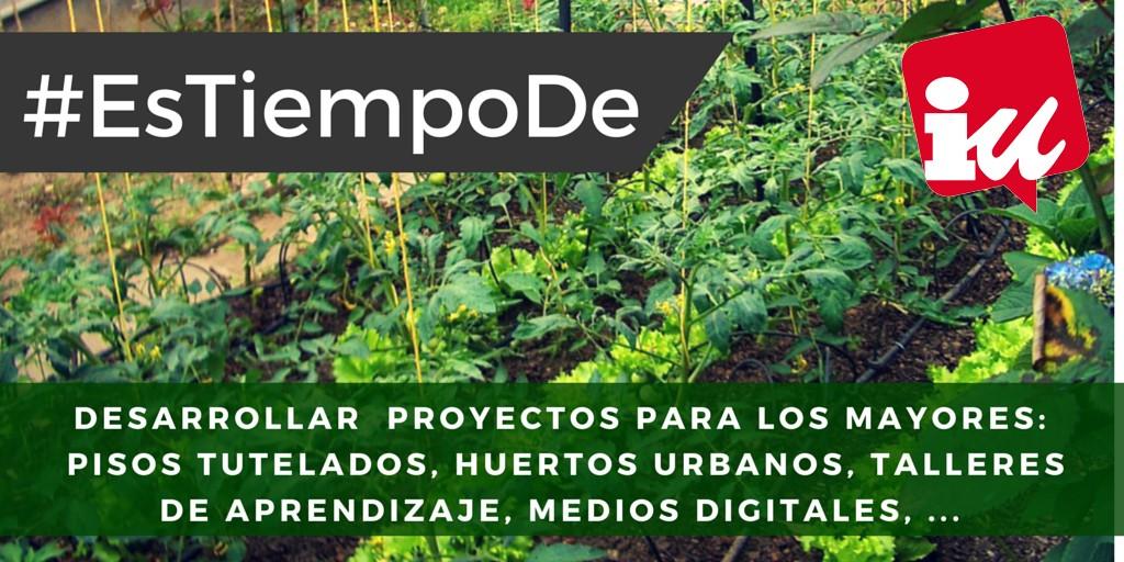 12.#EsTiempoDe+LOS+MAYORES
